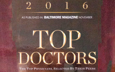 Dr. Lynch Named A Top Doctor 2016