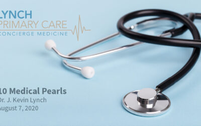 Lynch Primary Care, 10 Medical Pearls